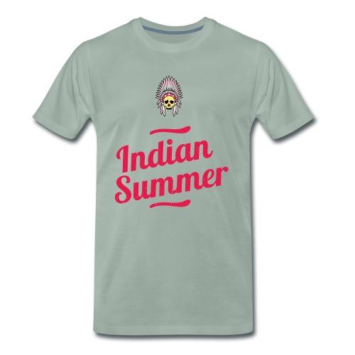 Indian Summer - Männer Premium T-Shirt