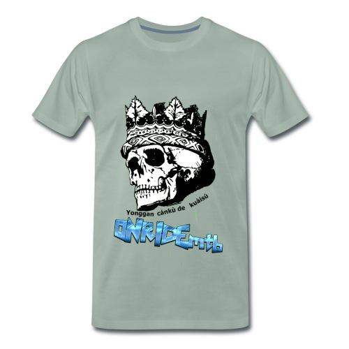 OnRideMTB Logo - Männer Premium T-Shirt