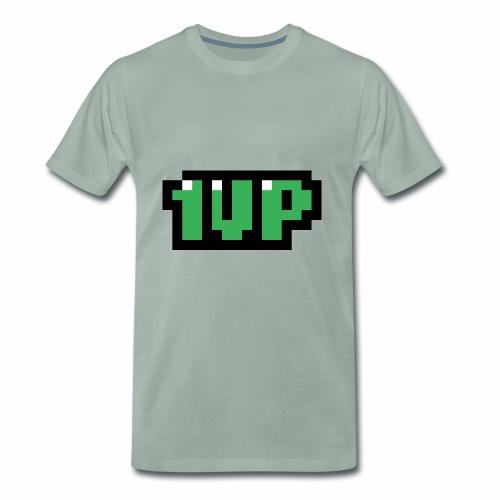 1up vert - T-shirt Premium Homme