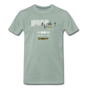 JUV-RMA 0-2 | La Chilena Memorable - Maglietta Premium da uomo
