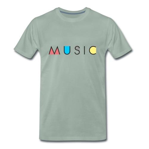 Music / Musik - Männer Premium T-Shirt