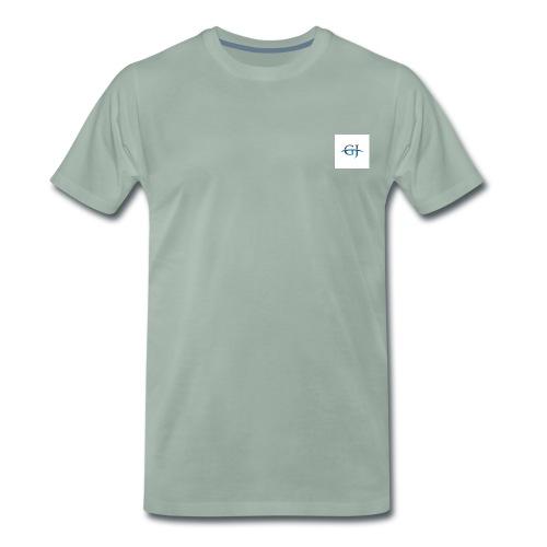 nieuwe shirt zijn binnen - Mannen Premium T-shirt