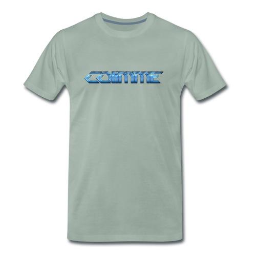 Co11mme SCHRIFTZUG - Männer Premium T-Shirt