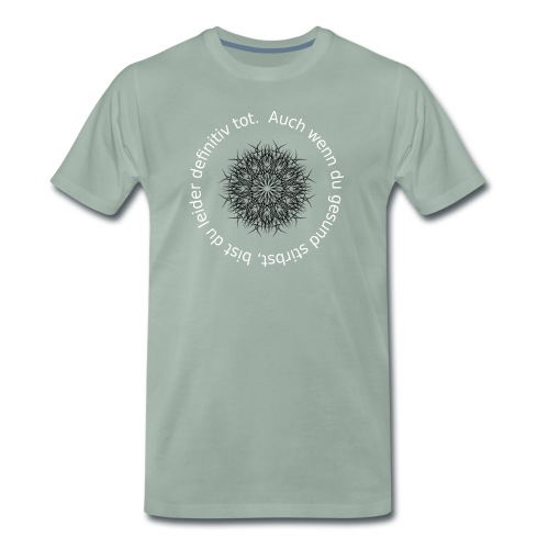 Zentralmatura memes - Männer Premium T-Shirt