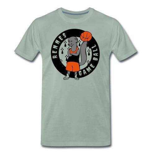 rennes game ball - T-shirt Premium Homme