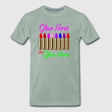 Lipstick to shine intently - Men's Premium T-Shirt
