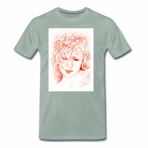 Sexy wood nymph - Men's Premium T-Shirt
