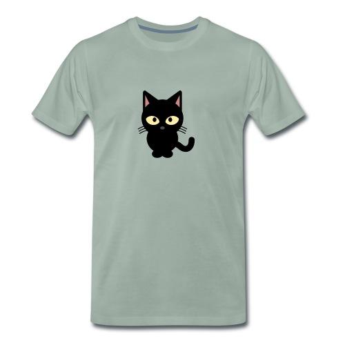 +++Schwarzekatze - Männer Premium T-Shirt