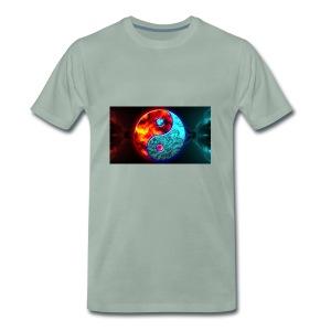 Bleu rouge - T-shirt Premium Homme