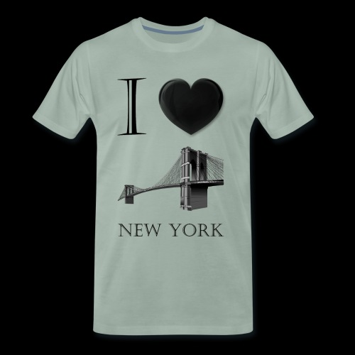 I Love New York - Männer Premium T-Shirt