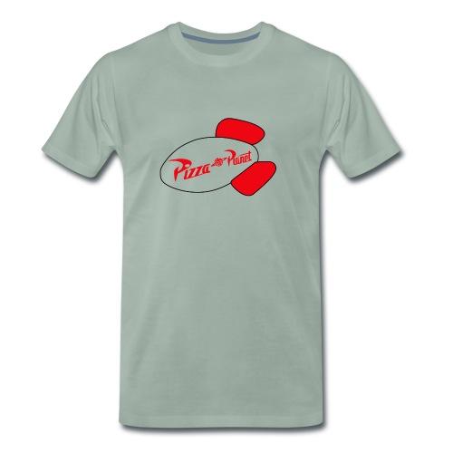 Pizza Planet toys merch - Maglietta Premium da uomo
