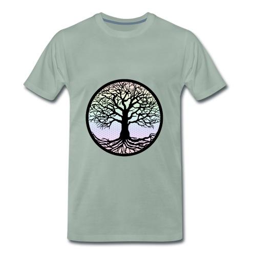 Baum des Lebens - Männer Premium T-Shirt