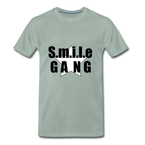Smile Gang - Männer Premium T-Shirt