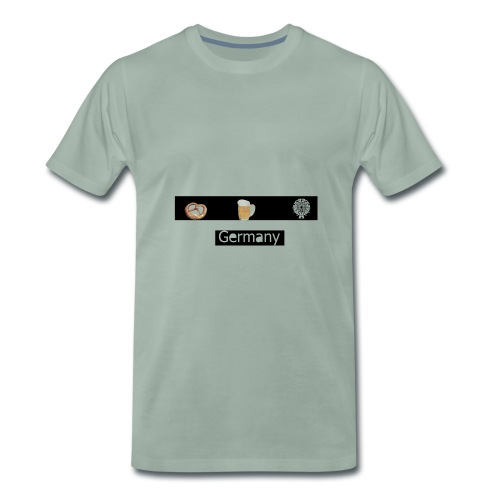Germany-Oktoberfest - Männer Premium T-Shirt