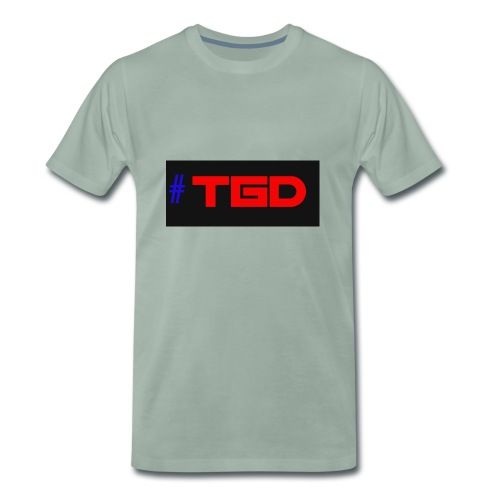 TGD LOGO - Men's Premium T-Shirt