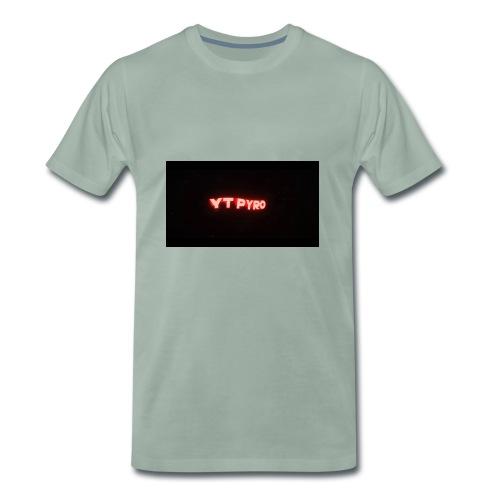 YTPyro - Männer Premium T-Shirt