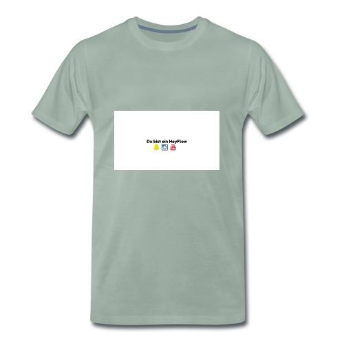 HeyFlows - Männer Premium T-Shirt