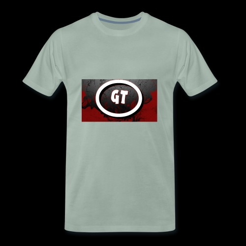 New youtube logo - Men's Premium T-Shirt
