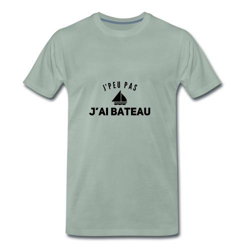 bateau - T-shirt Premium Homme