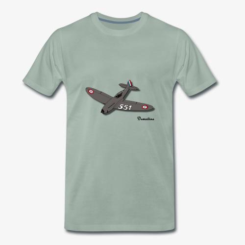 D551 - T-shirt Premium Homme