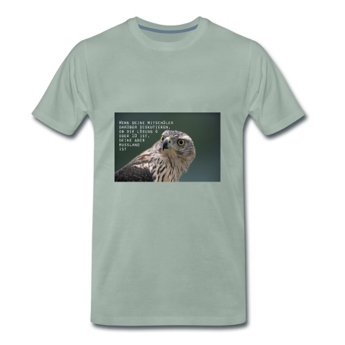Klassenarbeiten - Männer Premium T-Shirt
