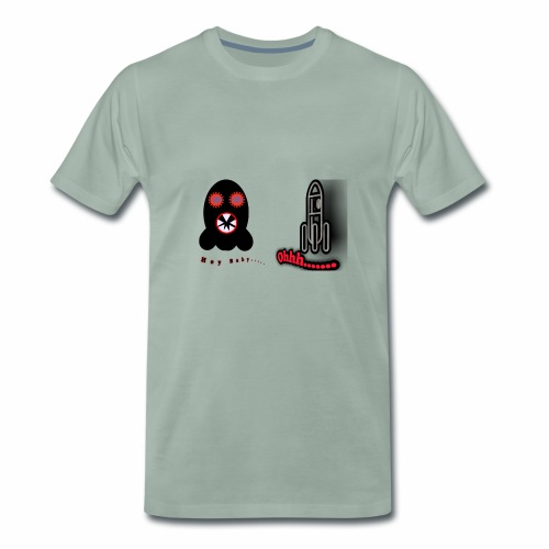 Alien baby - Men's Premium T-Shirt