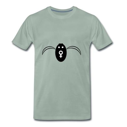 Bat Girl - Männer Premium T-Shirt