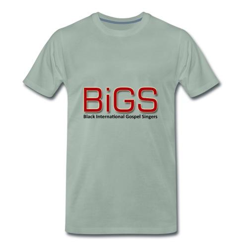 BiGS Big - Männer Premium T-Shirt
