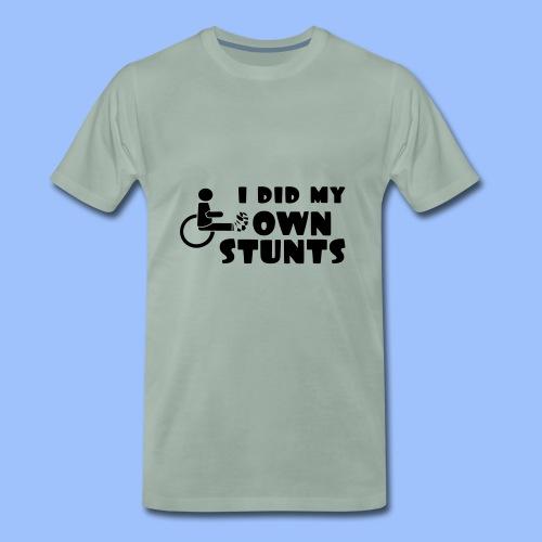 Ownstunts - Mannen Premium T-shirt