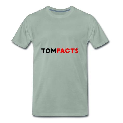 TomFacts - Men's Premium T-Shirt