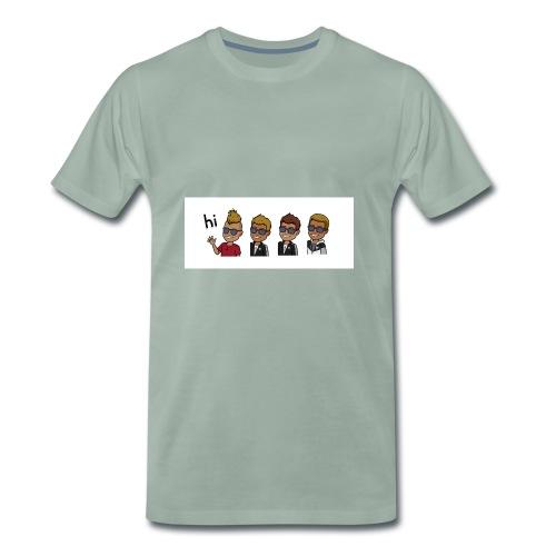 TEAM BUGGI - Männer Premium T-Shirt