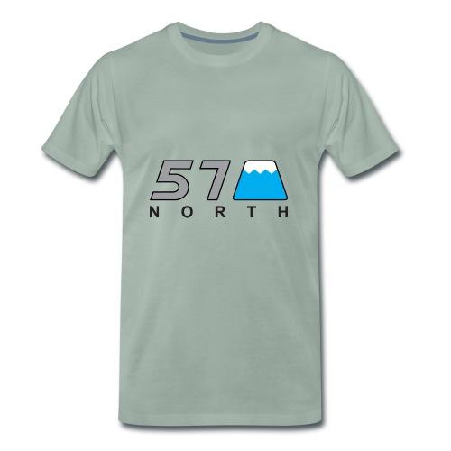 57 North - Men's Premium T-Shirt