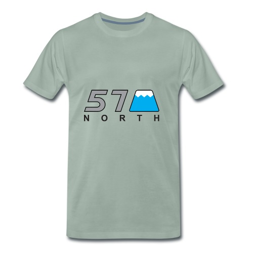 57 North - Men's Premium T-Shirt