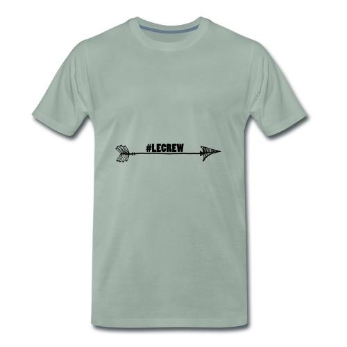 LECREW MERCHANDISE - Männer Premium T-Shirt