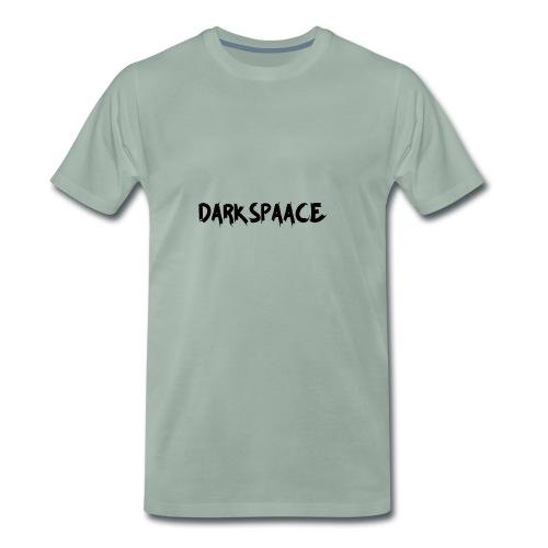 Habits & Accésoire - DarkSpaace Noir - T-shirt Premium Homme