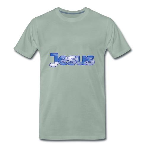 Jesus von Jesus fragt Dich - Männer Premium T-Shirt