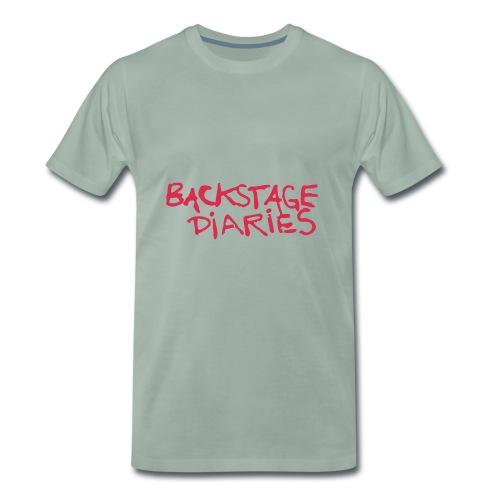 BD Logo - Männer Premium T-Shirt