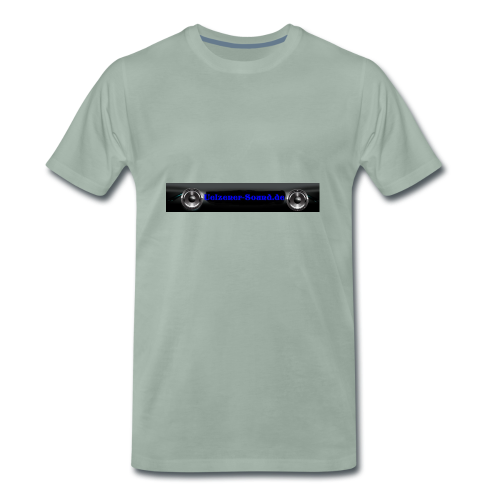 Banner US - Männer Premium T-Shirt