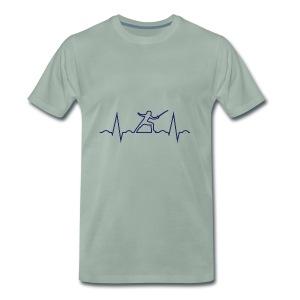 cardio scherma - Maglietta Premium da uomo