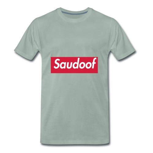 Saudoof - Männer Premium T-Shirt