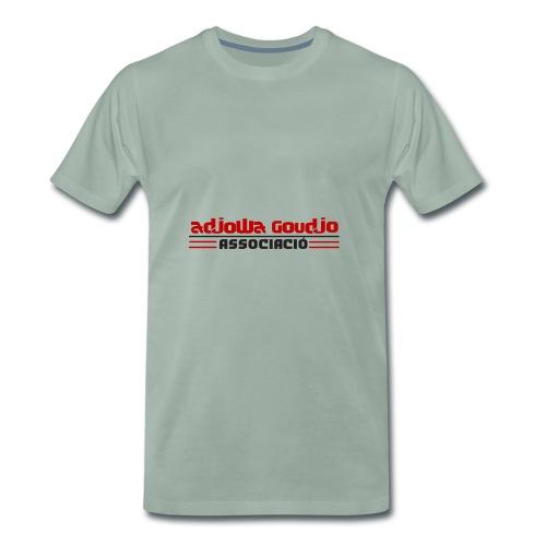 Asociación Adjowa Goudjo - Camiseta premium hombre