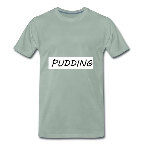PUDDING - Männer Premium T-Shirt