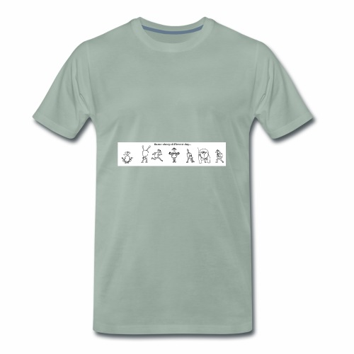 same sheep 2 - Männer Premium T-Shirt
