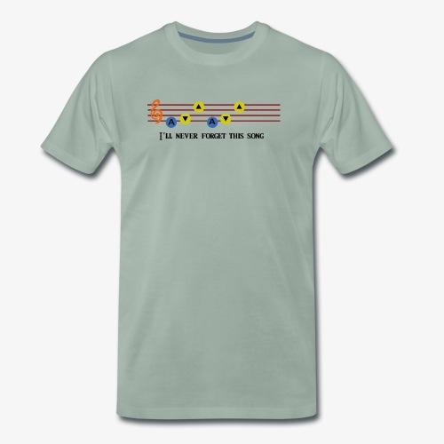 Ocarina Song - T-shirt Premium Homme