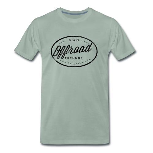 GGG Wappen - Männer Premium T-Shirt