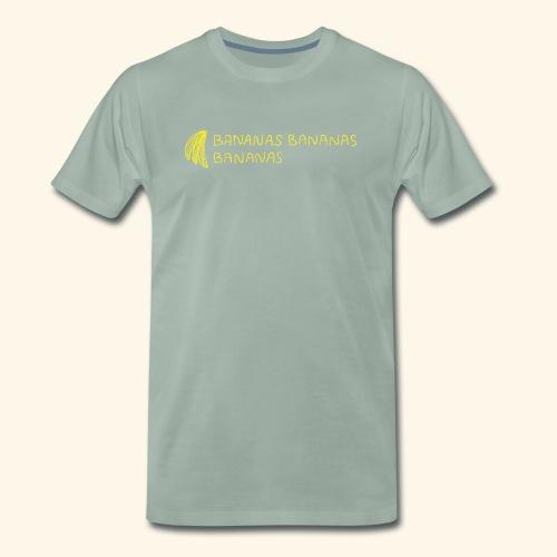 Bananas Bananas Bananas Official - Männer Premium T-Shirt