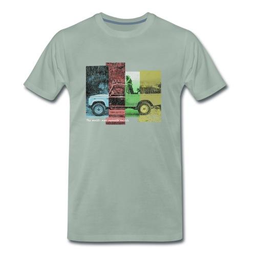 Passion land - T-shirt Premium Homme