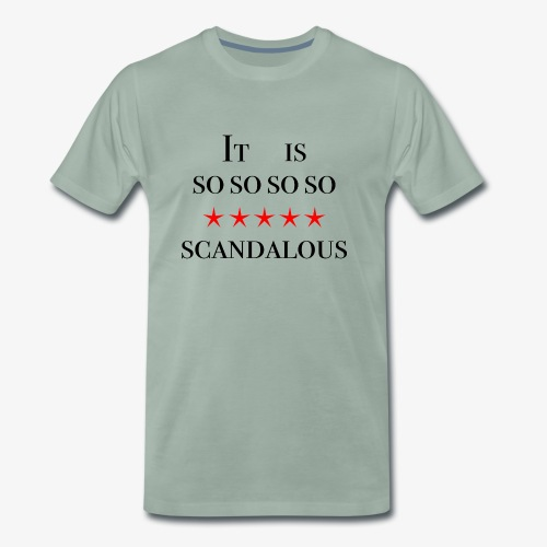 Scandalous - Männer Premium T-Shirt
