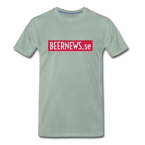 Beernews - Premium-T-shirt herr