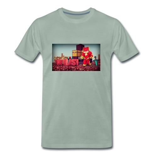 Flash21312312 - Camiseta premium hombre